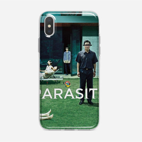 Parasite Poster iPhone X Case