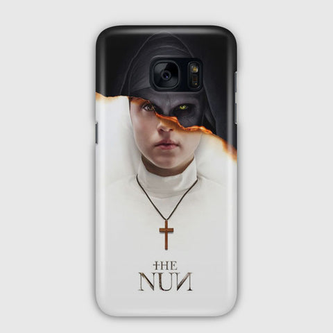The Nun Film Poster Samsung Galaxy S7 Edge Case