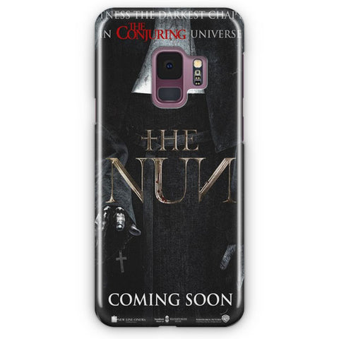 The Nun Movie Poster Samsung Galaxy S9 Case