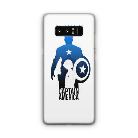 The Patriot Samsung Galaxy Note 8 Case