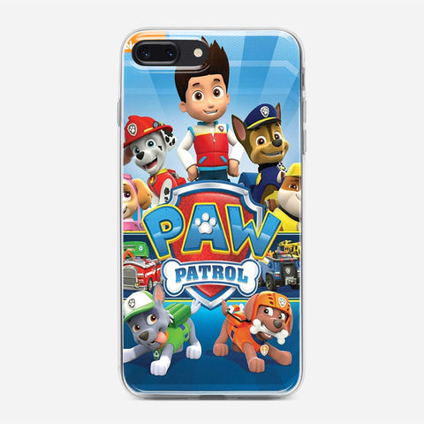 Paw Patrol iPhone 8 Plus Case