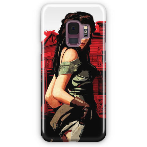 The Scarlet Lady Samsung Galaxy S9 Case