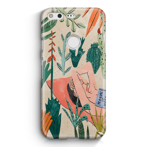 Beach Girl Google Pixel XL Case