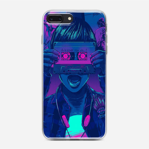 Awesome Mix Little Star Lord iPhone 8 Plus Case