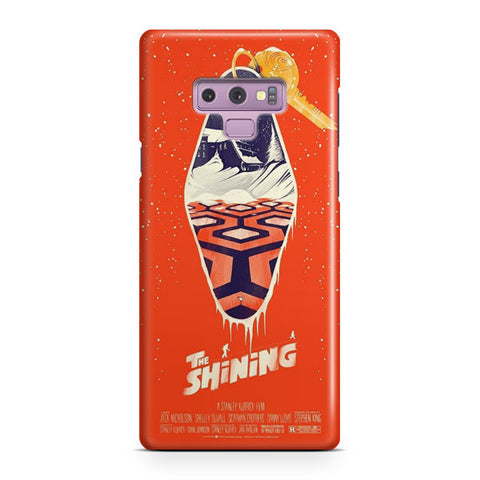 The Shining Poster Artwork Samsung Galaxy Note 9 Case