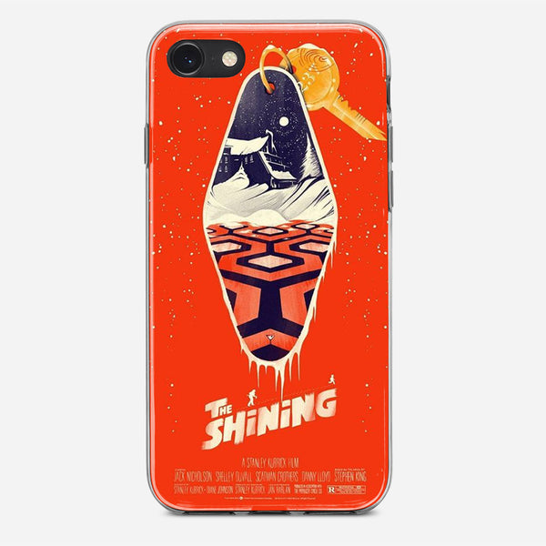 The Shining Poster Artwork iPhone X Case