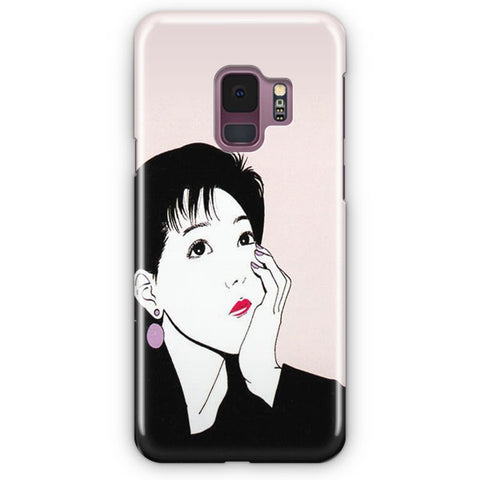 The Thinking Lady Samsung Galaxy S9 Case