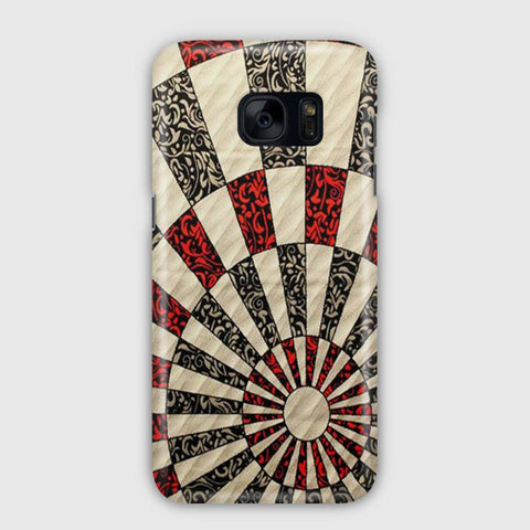 Tile Art Design Modern Abstract Samsung Galaxy S7 Edge Case