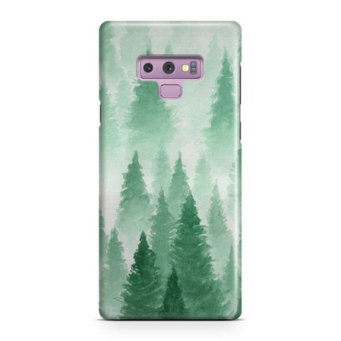 Trees Shockproof Forest Samsung Galaxy Note 9 Case