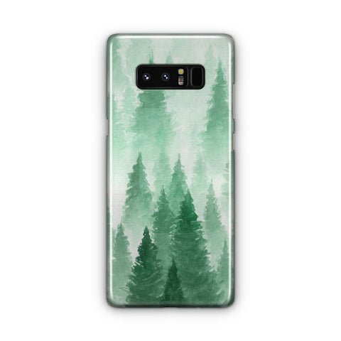 Trees Shockproof Forest Samsung Galaxy Note 8 Case