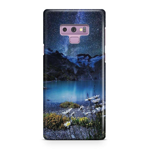 Beautiful Earth Inspiring Samsung Galaxy Note 9 Case