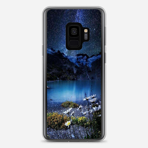 Beautiful Earth Inspiring Samsung Galaxy S9 Case