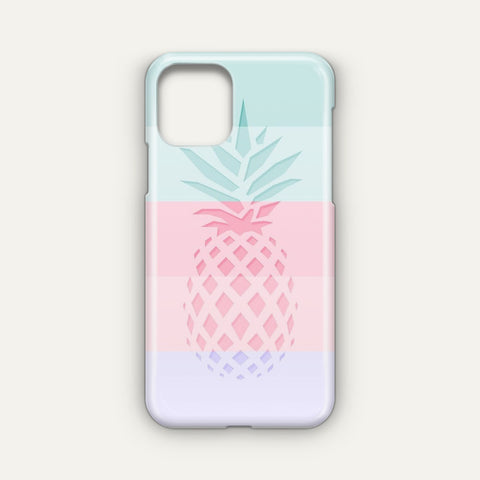 Pineapple Line Google Pixel 4 XL Case