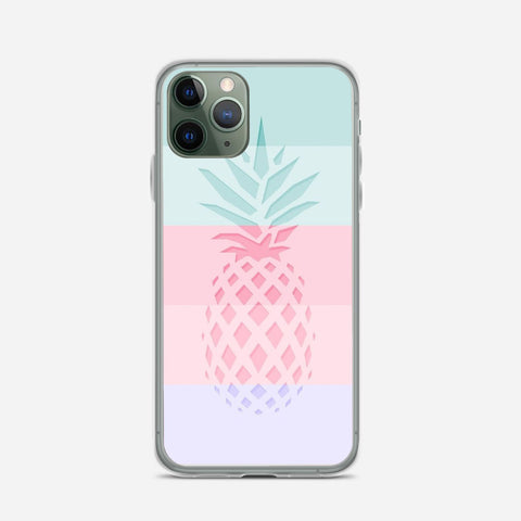 Pineapple Line iPhone 11 Pro Max Case