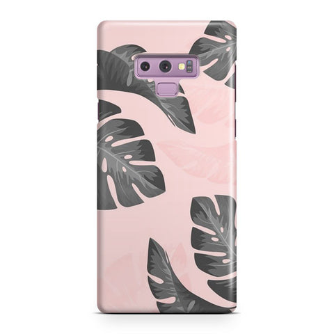 Tropical Leaf Samsung Galaxy Note 9 Case