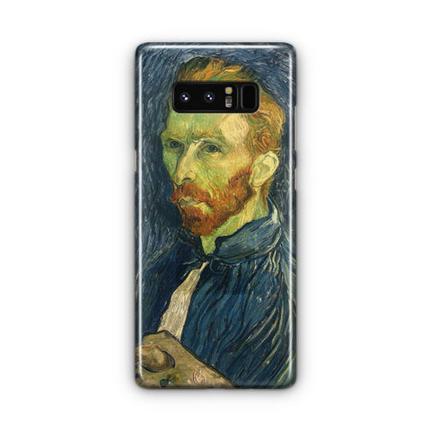 Van Gogh Self Potrait Samsung Galaxy Note 8 Case