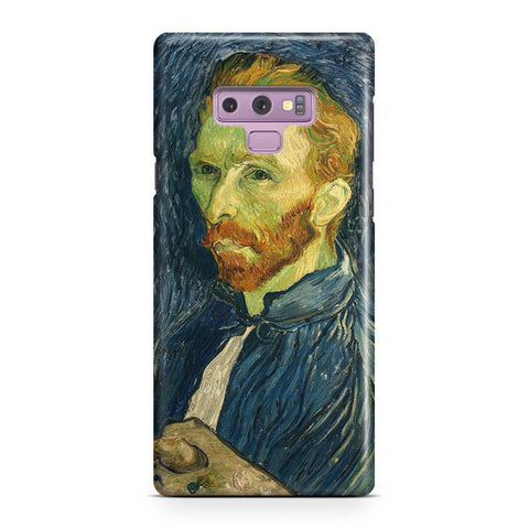 Van Gogh Self Potrait Samsung Galaxy Note 9 Case