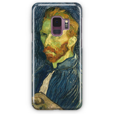 Van Gogh Self Potrait Samsung Galaxy S9 Case