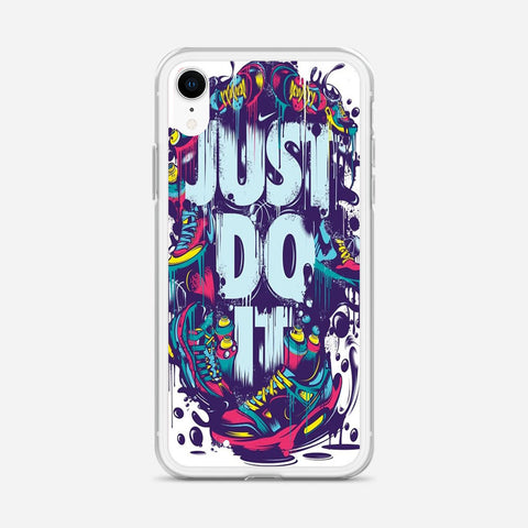 Various Artworks For Nike iPhone XR Case
