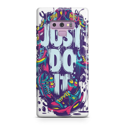 Various Artworks For Nike Samsung Galaxy Note 9 Case