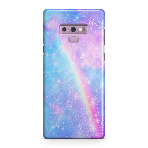 Beautiful Galaxy Night Sky Samsung Galaxy Note 9 Case