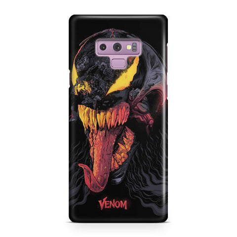 Venom Illustration Samsung Galaxy Note 9 Case