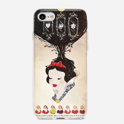 Vintage Disney Snow White Poster iPhone 6S Plus Case