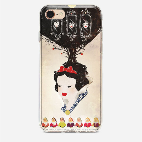 Vintage Disney Snow White Poster iPhone 7 Case