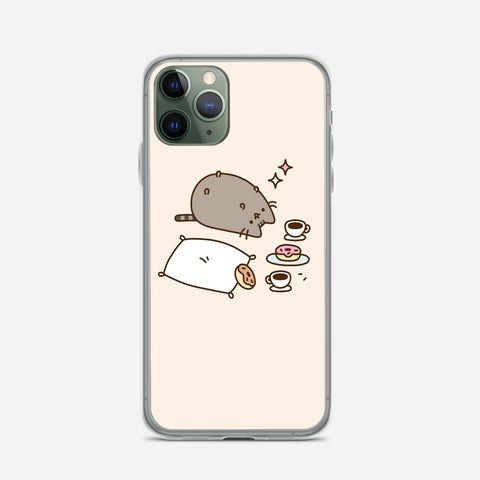 Pusheen Cat iPhone 11 Pro Case