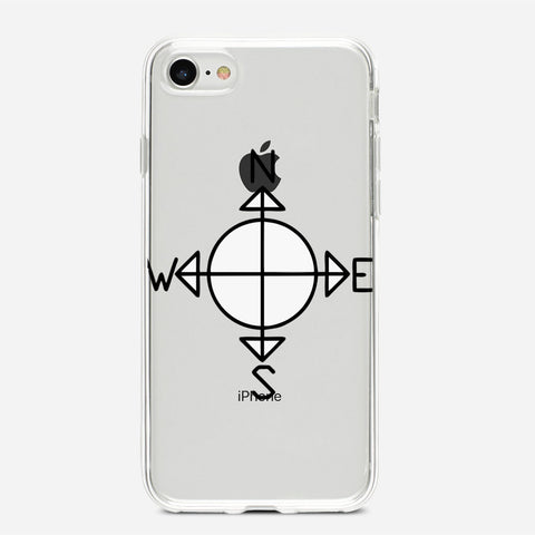 Simple Compass iPhone 6S Case