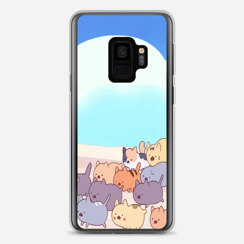 Bee And Puppycat Samsung Galaxy S9 Case