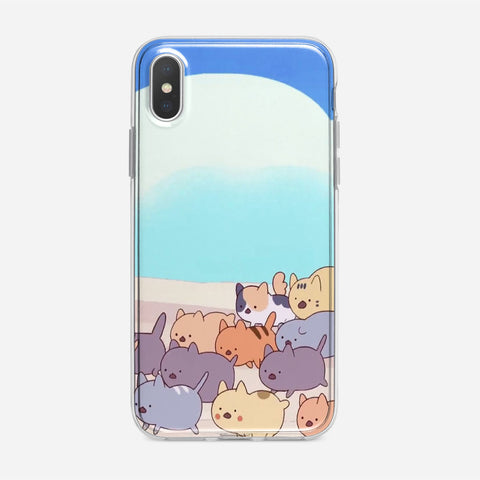Bee And Puppycat iPhone XS Case