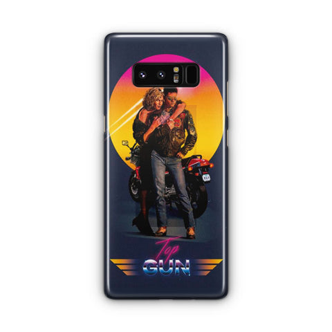 Vintage Movie Top Gun Samsung Galaxy Note 8 Case