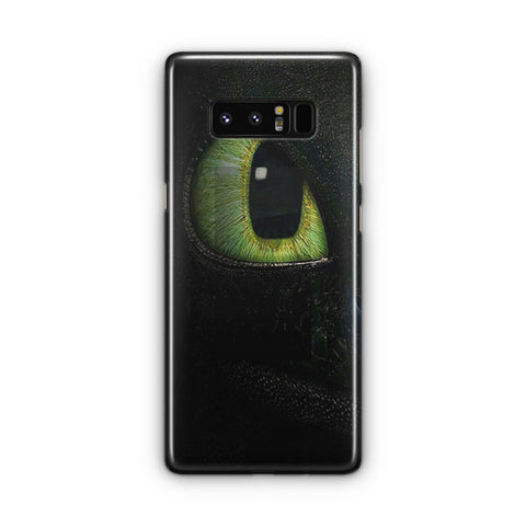 Big Toothless Samsung Galaxy Note 8 Case
