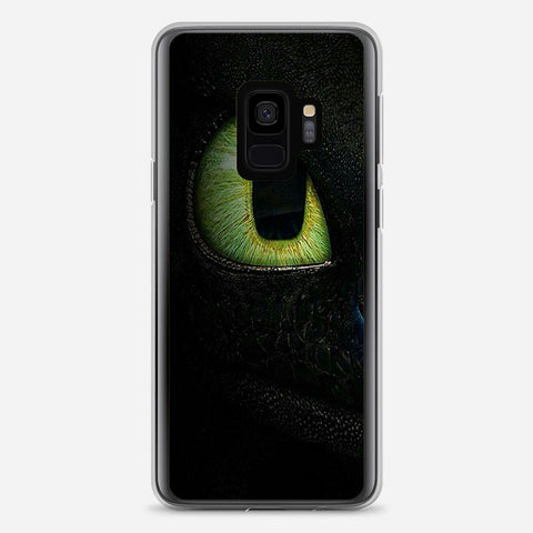 Big Toothless Samsung Galaxy S9 Case