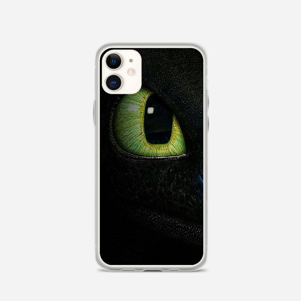 Big Toothless iPhone X Case