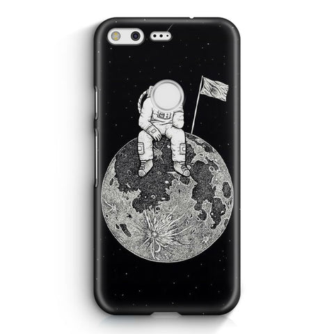Waiting In The Moon Google Pixel XL Case