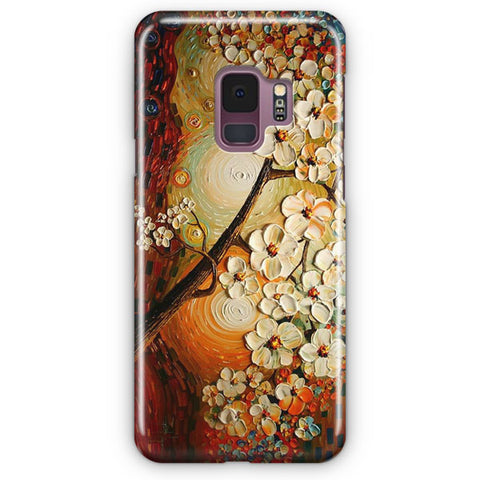 Water And Oil Colors Samsung Galaxy S9 Case