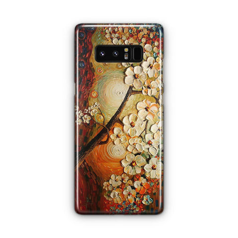 Water And Oil Colors Samsung Galaxy Note 8 Case