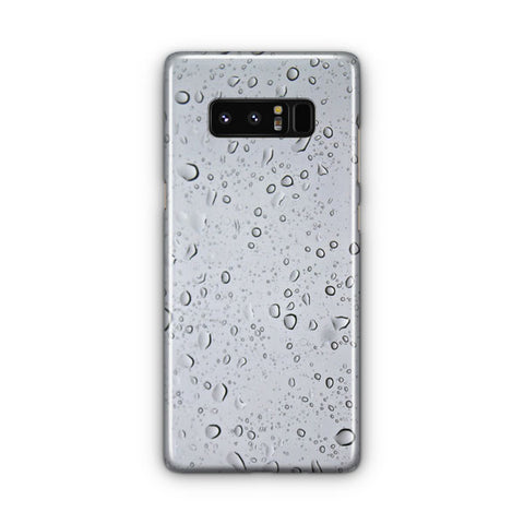 Water Glass Samsung Galaxy Note 8 Case