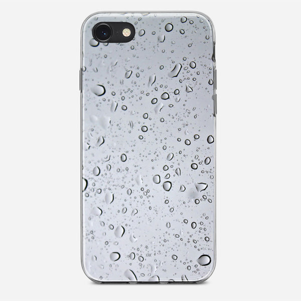 Water Glass iPhone X Case