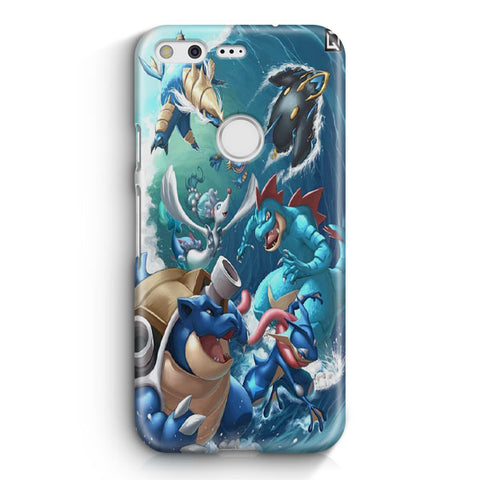 Water Starter Final Evolutions Google Pixel 2 XL Case