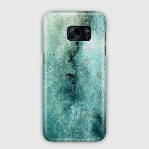 Watercolor Texture Samsung Galaxy S7 Edge Case