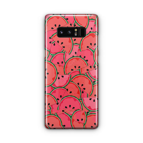 Watermelon Pattern Samsung Galaxy Note 8 Case