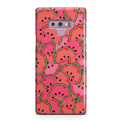 Watermelon Pattern Samsung Galaxy Note 9 Case