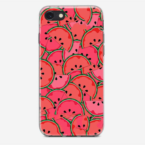 Watermelon Pattern iPhone X Case