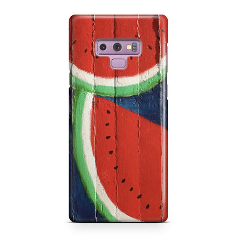 Watermelon Wall Samsung Galaxy Note 9 Case