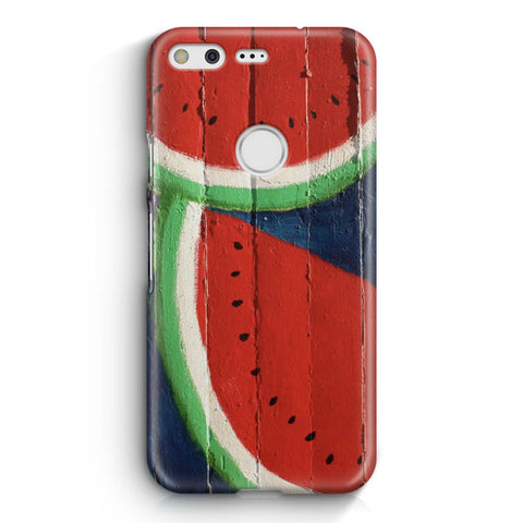Watermelon Wall Google Pixel Case