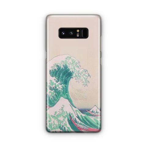 Waves Are My Thing Samsung Galaxy Note 8 Case