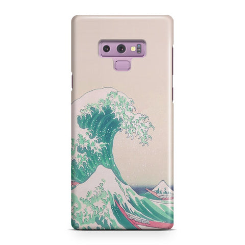 Waves Are My Thing Samsung Galaxy Note 9 Case